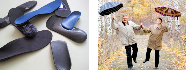 custom-made orthotics in Ottawa ON