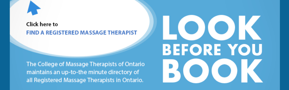 Ottawa Massage Therapy Verification