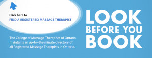 Ontario Registered Massage Therapy