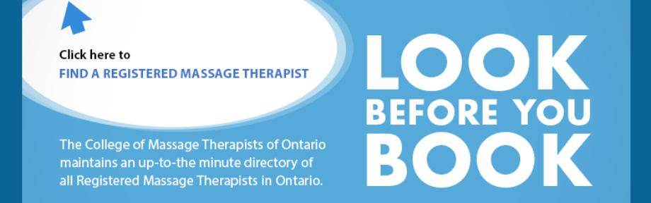 Ottawa Massage Therapy Verification